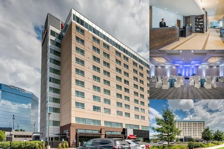 Hilton Minneapolis / Bloomington photo collage
