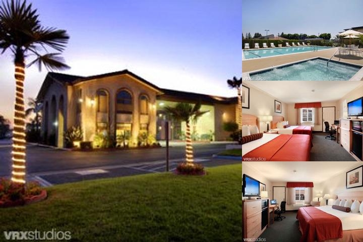 Best Western Plus Ontario Airport photo collage