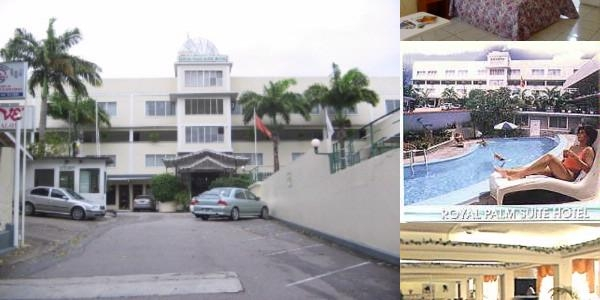 Royal Palm Suite Hotel photo collage