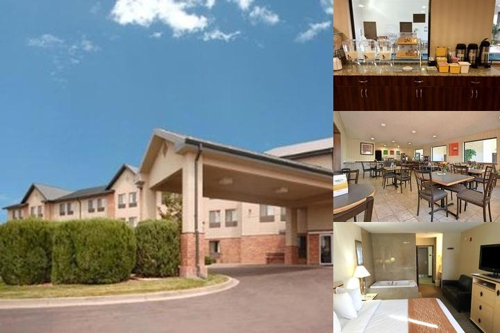 Days Inn Dia Aurora photo collage