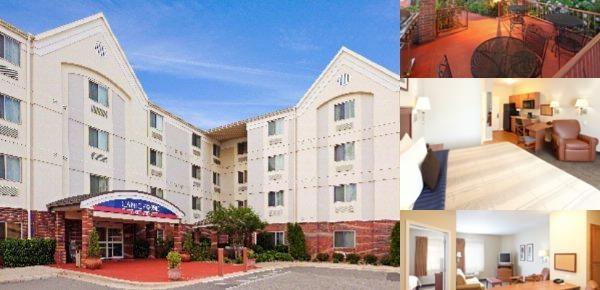 Candlewood Suites in Little Rock photo collage