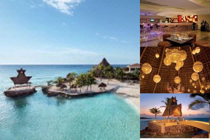 Dreams Puerto Aventuras Resort & Spa All Inclusive photo collage