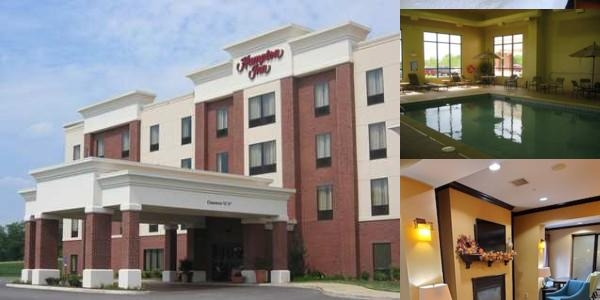 Hampton Inn Stow photo collage