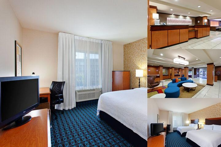Fairfield Inn & Suites Los Angeles West Covina photo collage