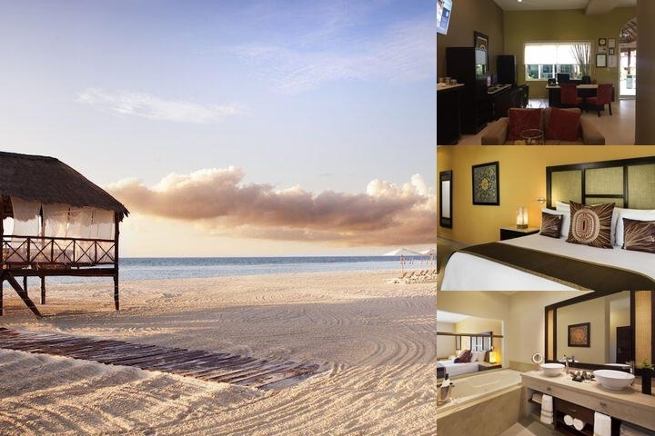 El Dorado Maroma by Karisma All Inclusive photo collage