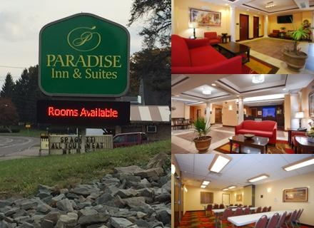 Paradise Inn & Suites photo collage