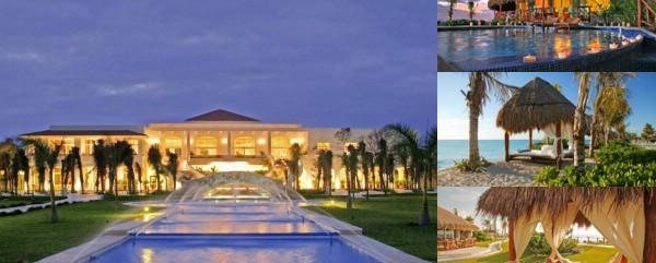 El Dorado Royale a Spa Resort by Karisma Adults On photo collage