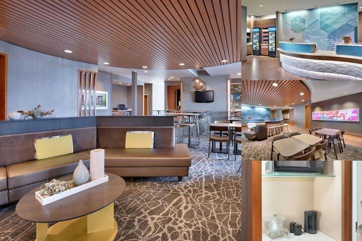 Springhill Suites By Marriott Salt Lake City Drape Photo Collage