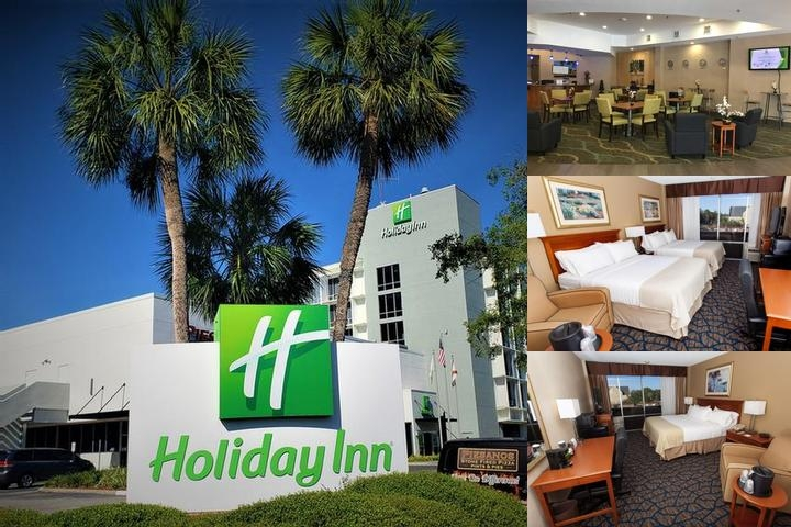 Holiday Inn Gainesville University Center photo collage