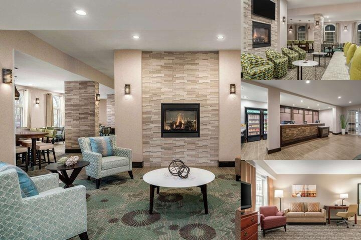 Homewood Suites Warwick photo collage