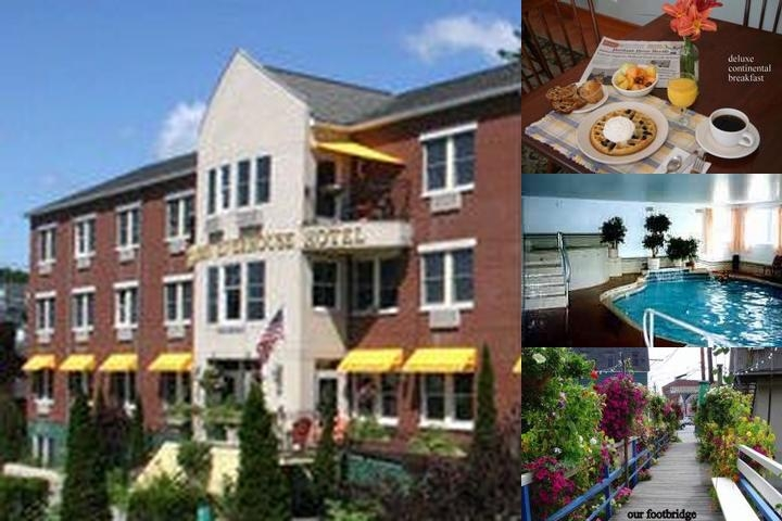 Camden Riverhouse Hotel & Inn photo collage