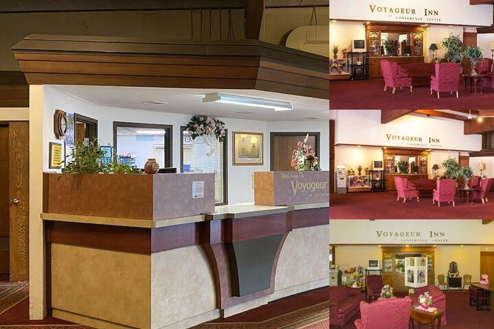 Voyageur Inn & Conference Center photo collage