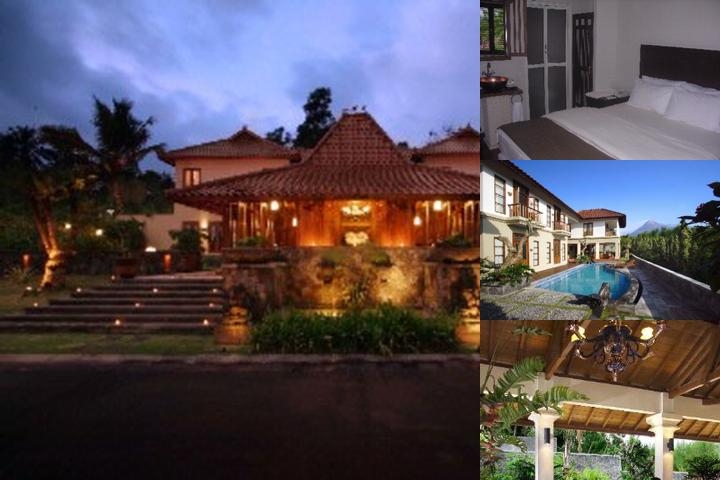 The Cangkringan Jogja Spa & Villa photo collage