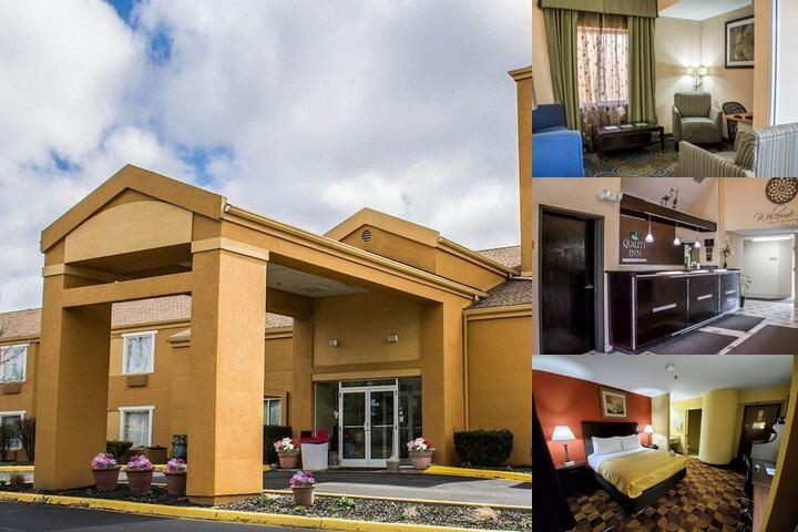 Quality Inn Brunswick photo collage
