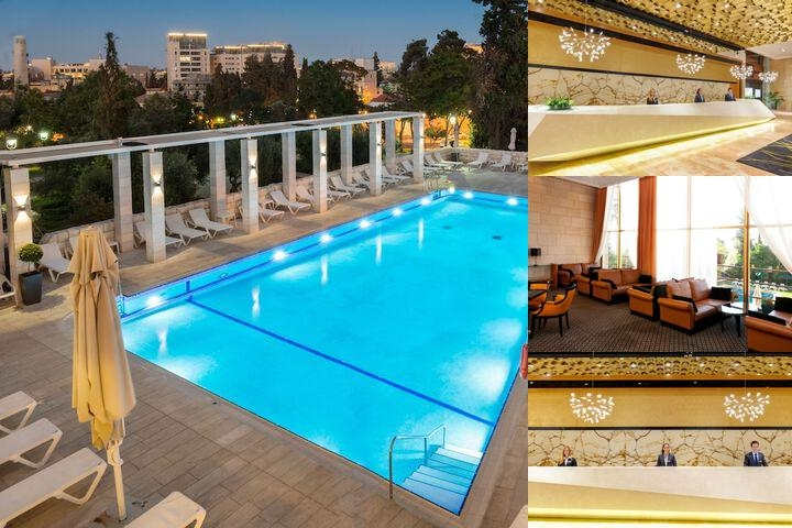 Leonardo Plaza Hotel Jerusalem photo collage