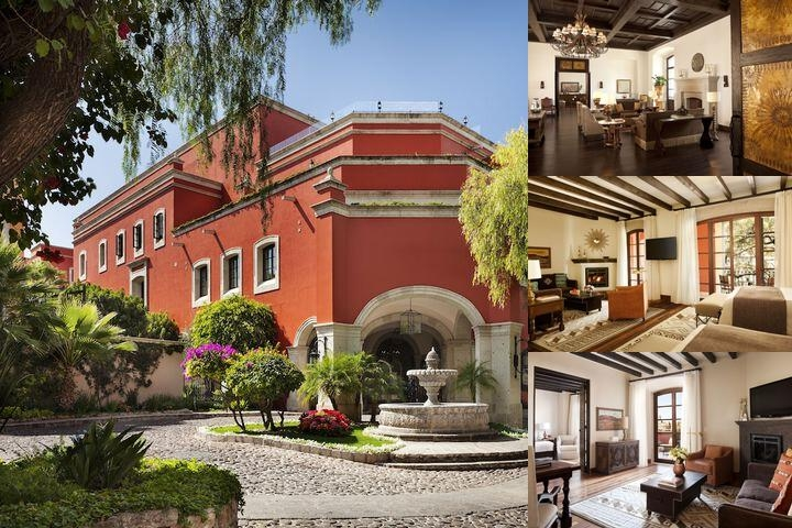 Rosewood San Miguel De Allende photo collage