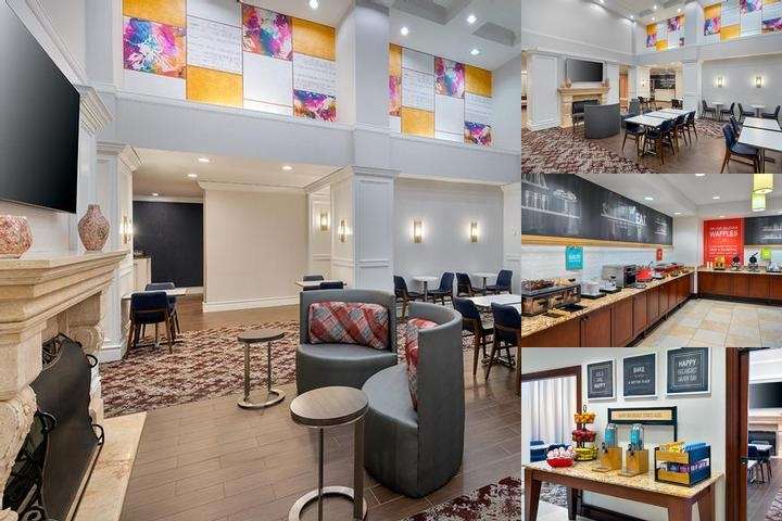 Hampton Inn & Suites Hartford Farmington photo collage