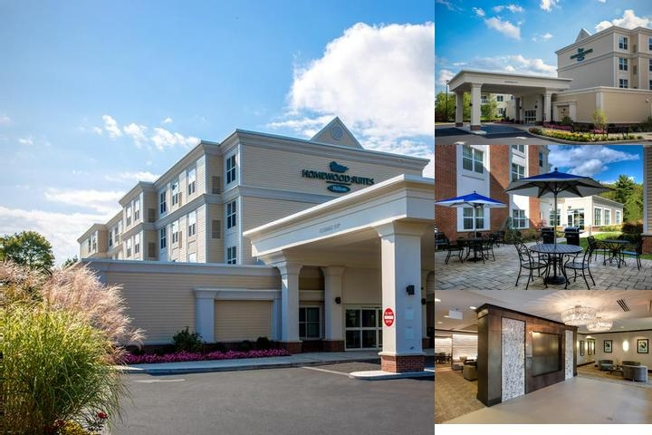 Homewood Suites Boston / Canton photo collage