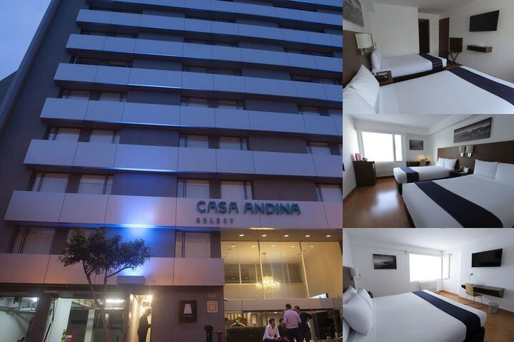 Casa Andina Select Miraflores photo collage
