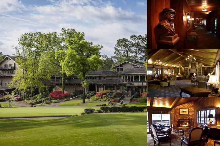 Pine Needles Lodge & Golf Club photo collage