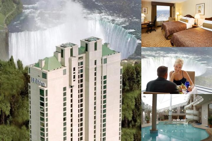Hilton Hotel & Suites Niagara Falls photo collage