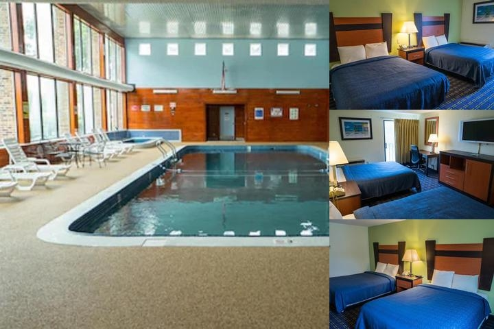 Mariner Motor Lodge photo collage