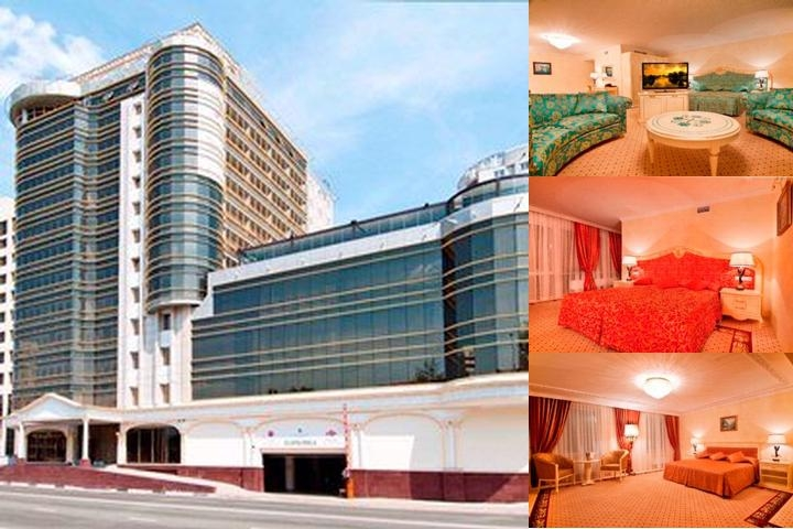 Rimar Hotel Krasnodar photo collage