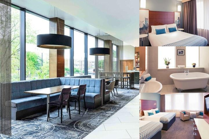Mercure Holland House Hotel photo collage