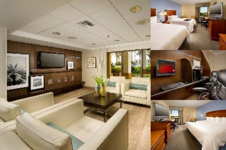 Hampton Inn Miami Airport West photo collage