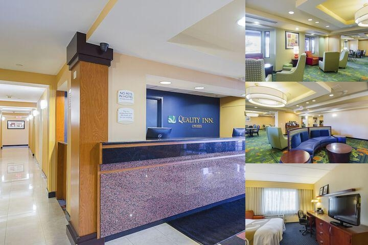 Quality Inn Revere photo collage