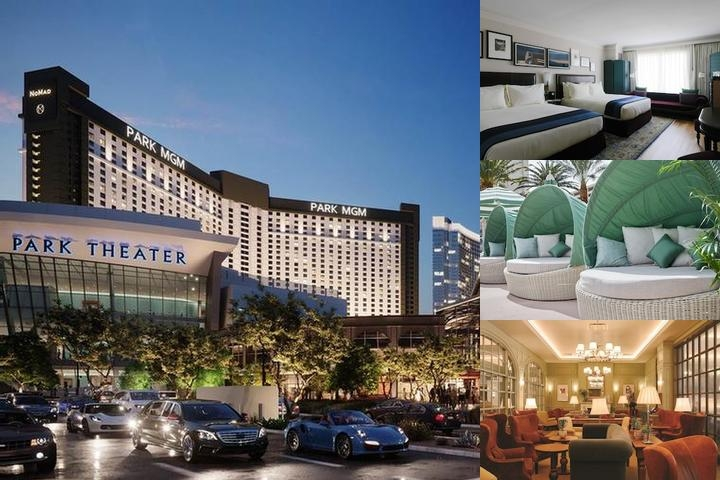 Monte Carlo Resort & Casino photo collage