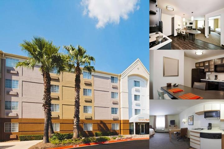 Candlewood Suites Nw Medical Center San Antonio photo collage