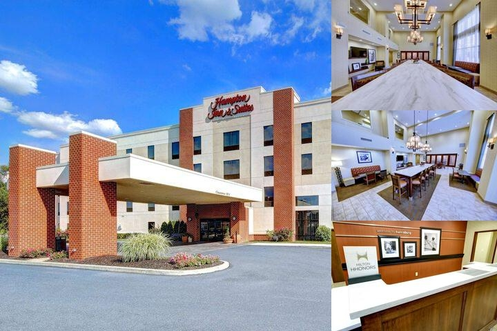 Hampton Inn & Suites Harrisburg North photo collage