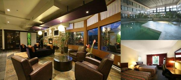 Sandman Hotel Penticton photo collage