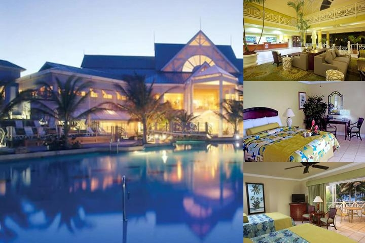 Magdalena Grand Beach Resort photo collage