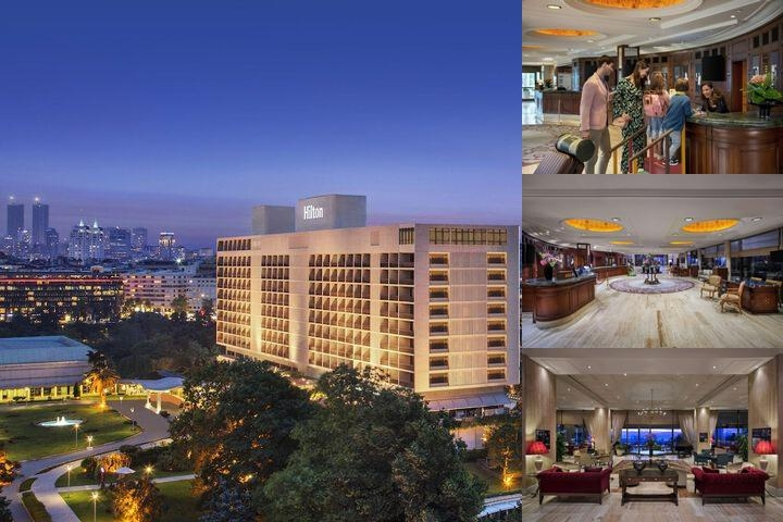 Hilton Istanbul Bosphorus photo collage