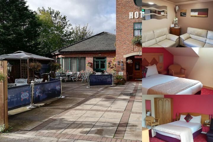 Corn Mill Lodge Hotel photo collage