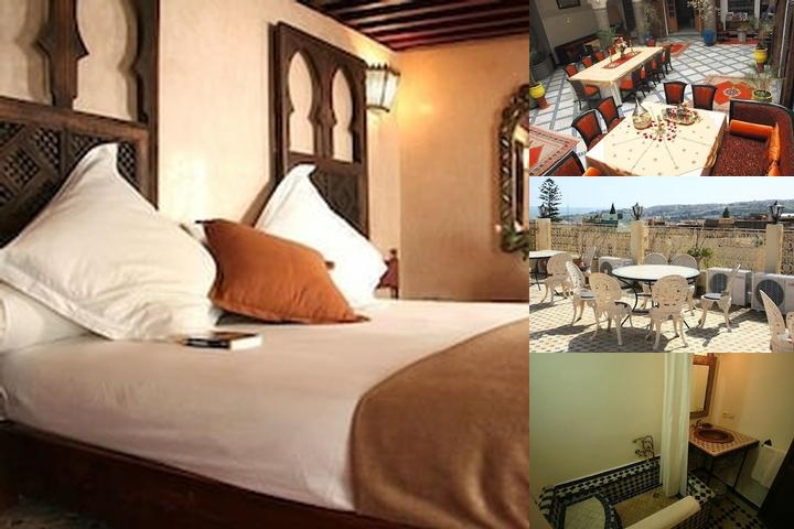 Riad Dar Dmana photo collage