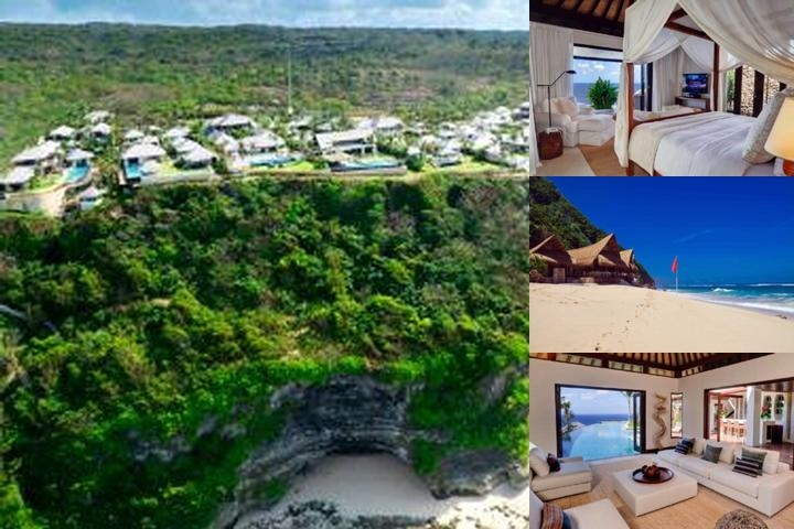 Semara Luxury Villa Resort Uluwatu photo collage