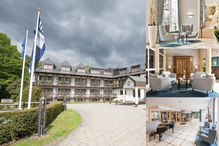 Dorint Hotel Venusberg Bonn photo collage