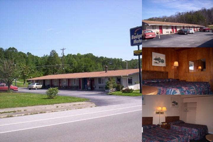 Budget Motel photo collage