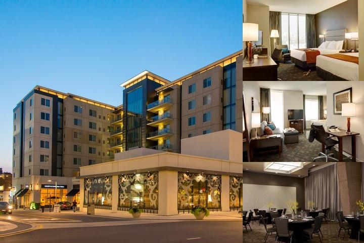 Hyatt House Falls Church photo collage