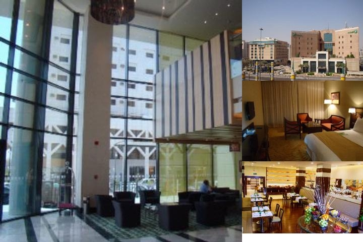 Holiday Inn Olaya Riyadh photo collage