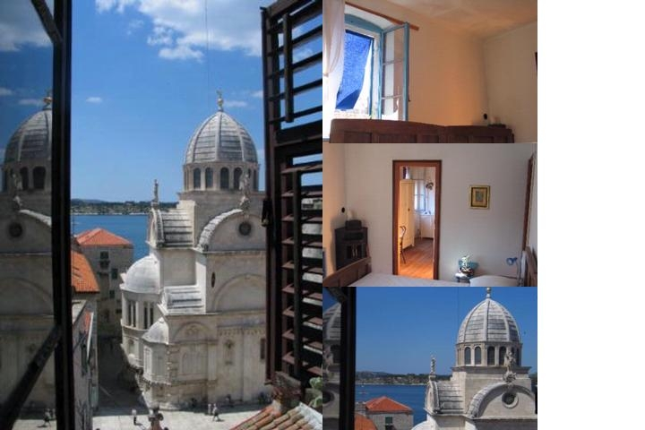Apartment Šibenik Johnny's Place photo collage