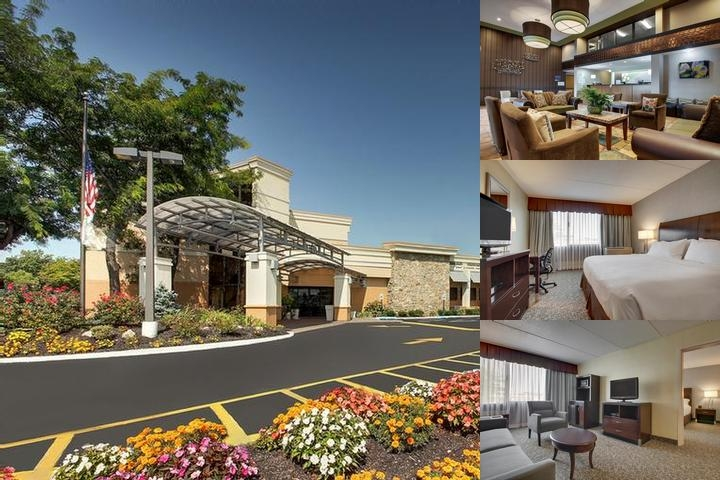 Holiday Inn Westbury photo collage