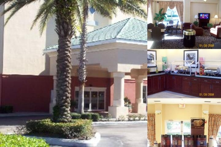 Hampton Inn Lake Buena Vista photo collage