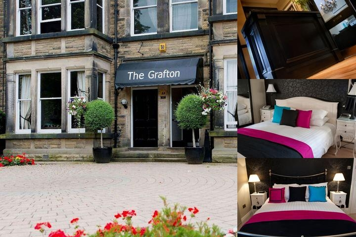 The Grafton Boutique B & B photo collage