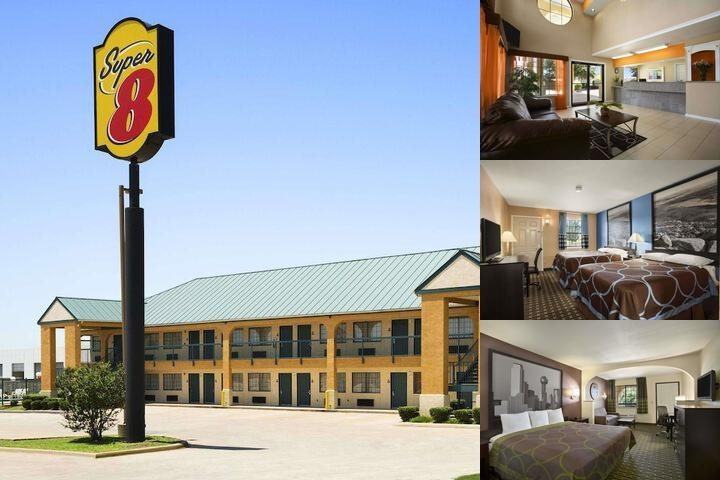 Super 8 Grand Prairie Southwest photo collage
