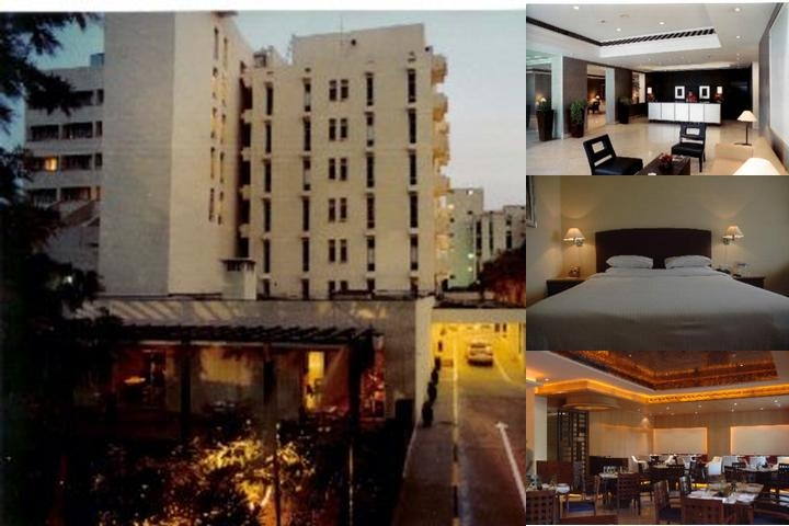 Clarion Collection New Delhi The Qutab photo collage