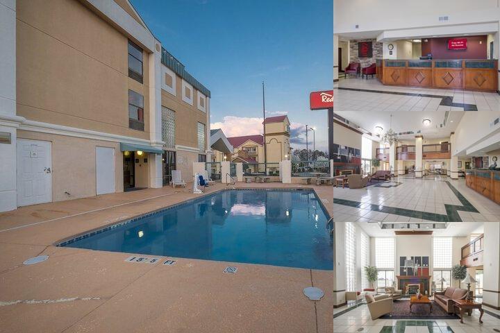 Newnan Hotel Photo Collage